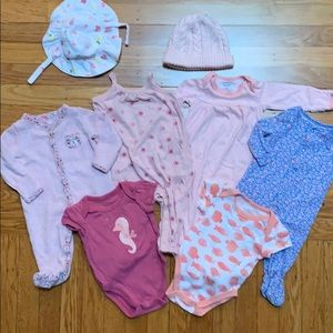 Other - 0-3 month baby bundle